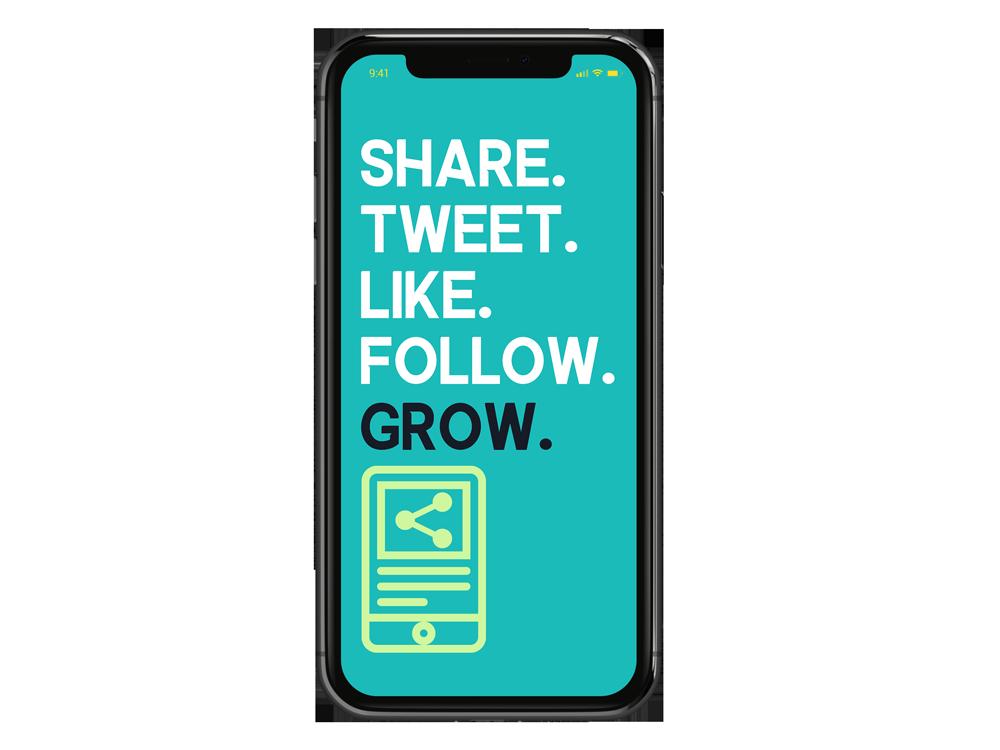 Carline Design Digital Marketing Mock-up