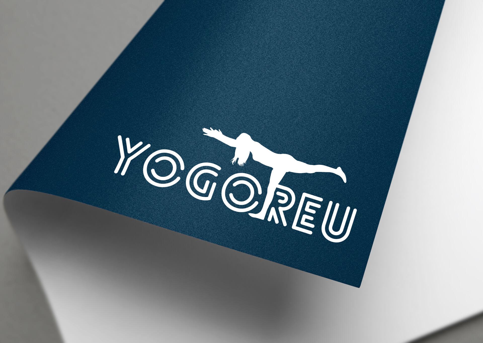 Yogoreu Logo Design