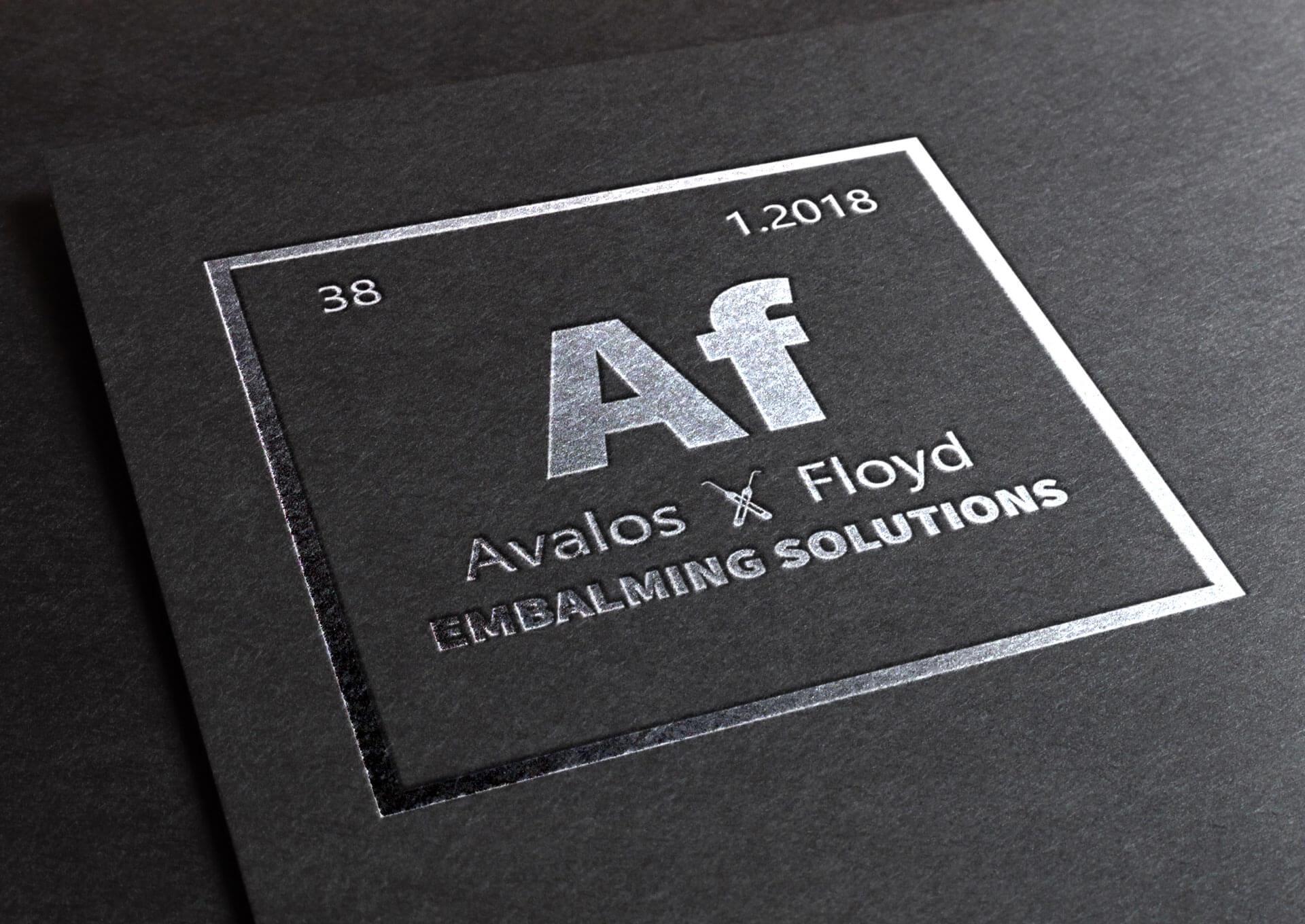 Avalos & Floyd Logo Design