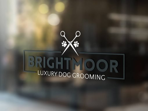 Brightmoor Luxury Dog Grooming | Logo