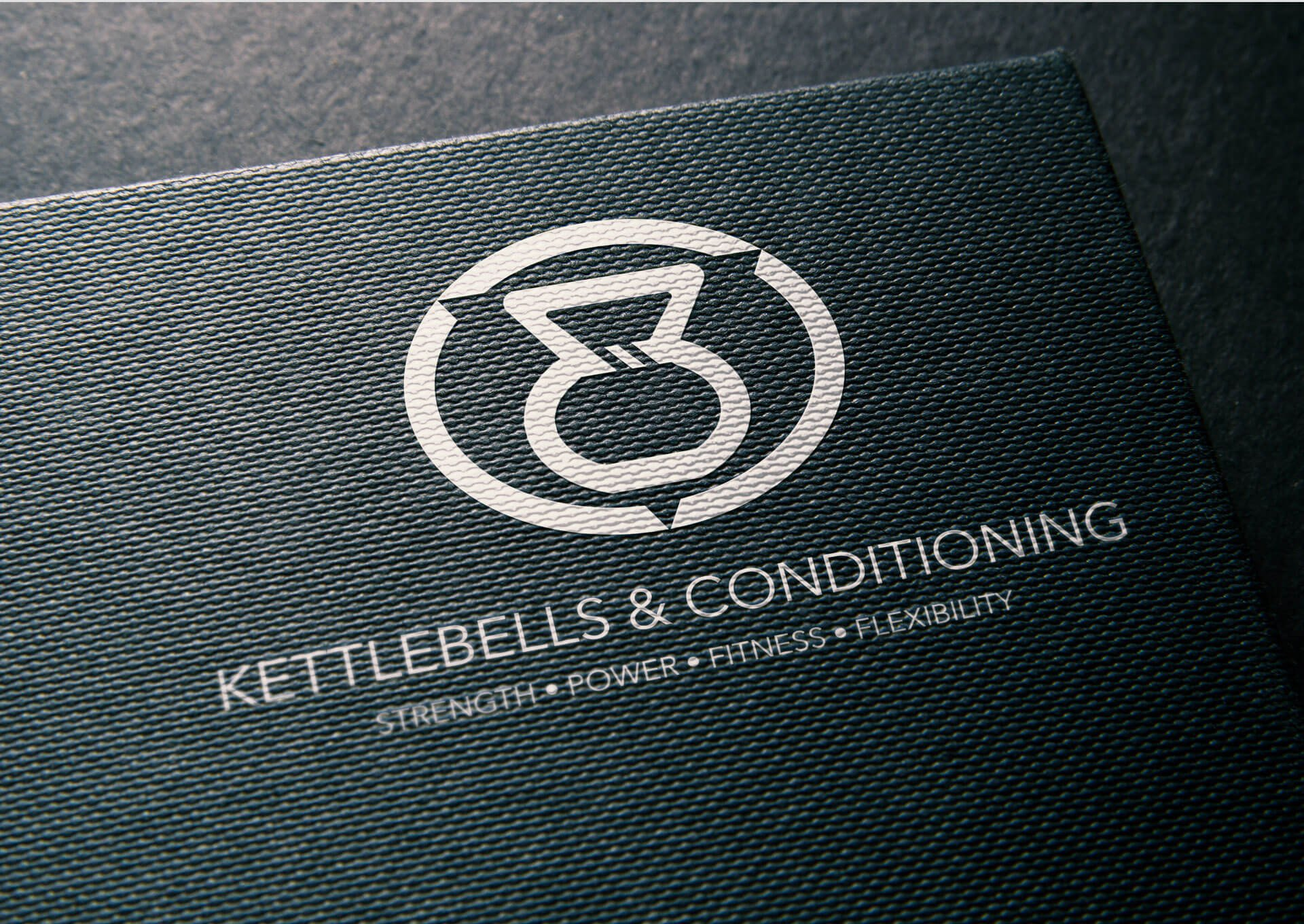 Kettlebells & Conditioning Logo Design