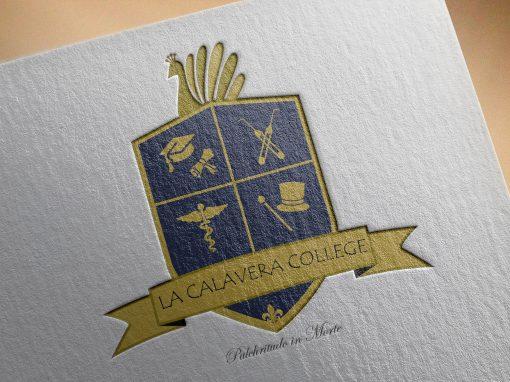 La Calavera College | Logo