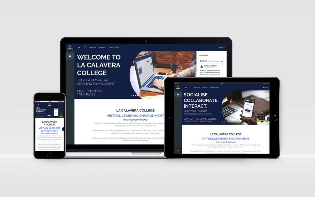 La Calavera College | LMS Website