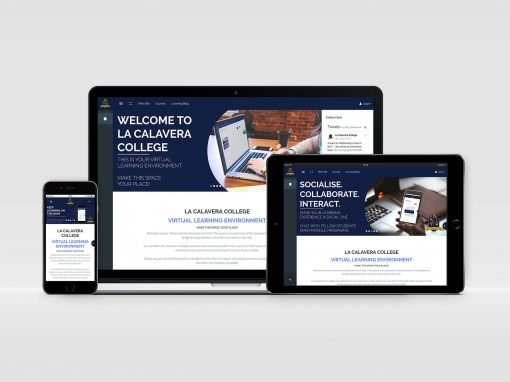 La Calavera College | LMS Website
