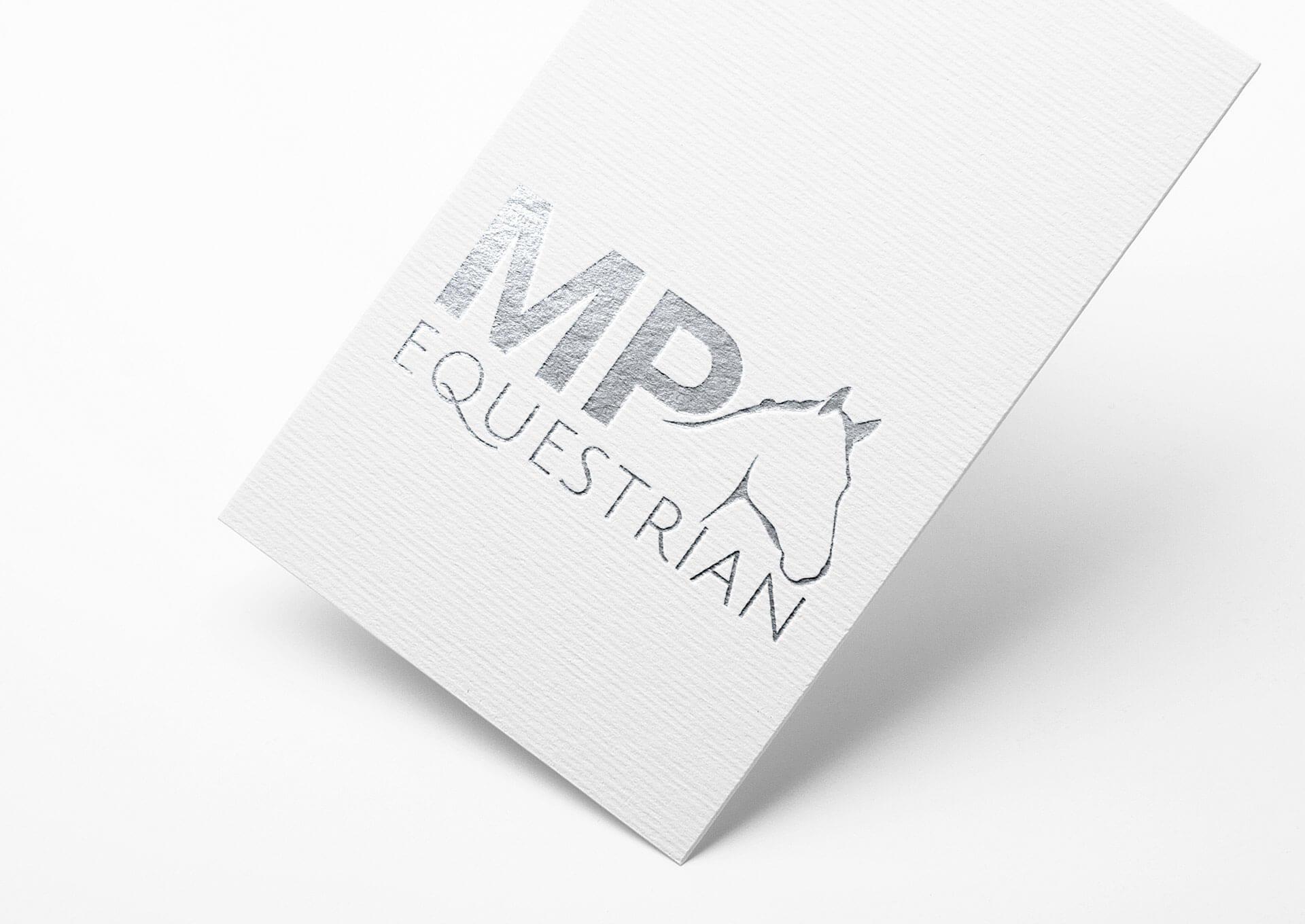 MP Equestrian Logo
