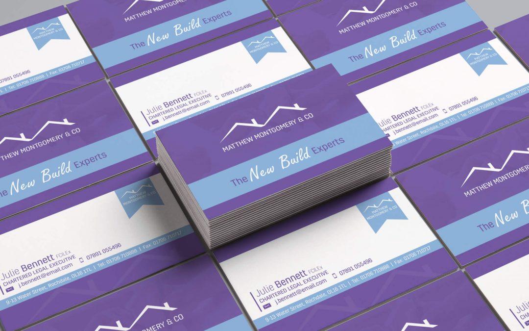 Matthew Montgomery   Business Card