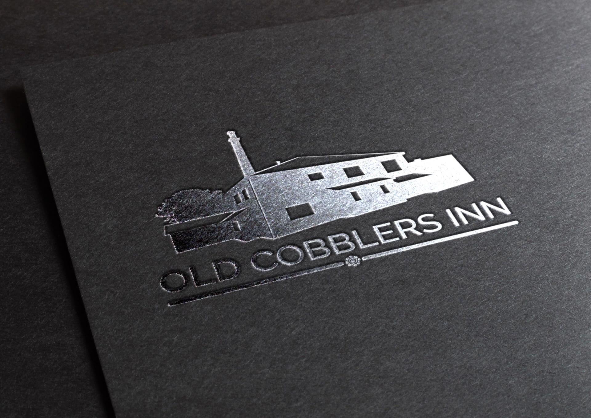Old Cobblers Inn Logo Design