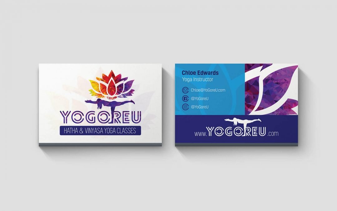 Yogoreu | Business Card