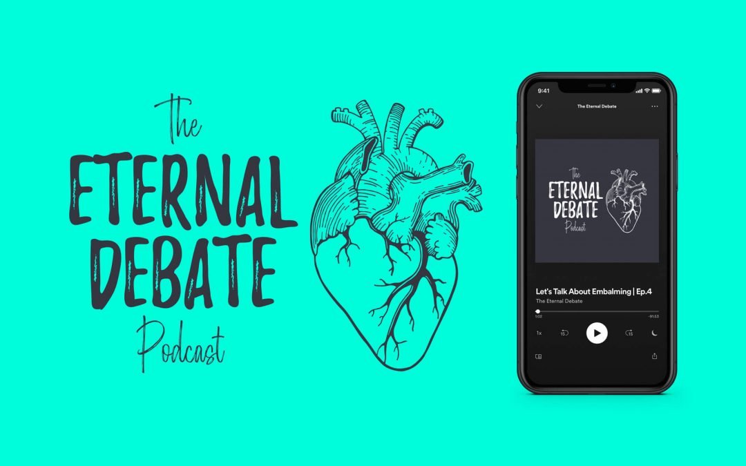 The Eternal Debate Podcast | Logo